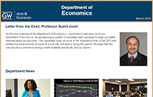 2016 Economics Newsletter