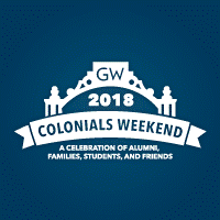 GW Colonials Weekend 2018