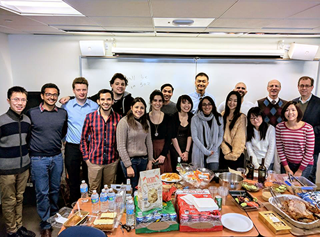 Economics Graduate Students Thanksgiving Potluck