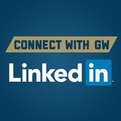 Connect with GW Economics on LinkedIn!